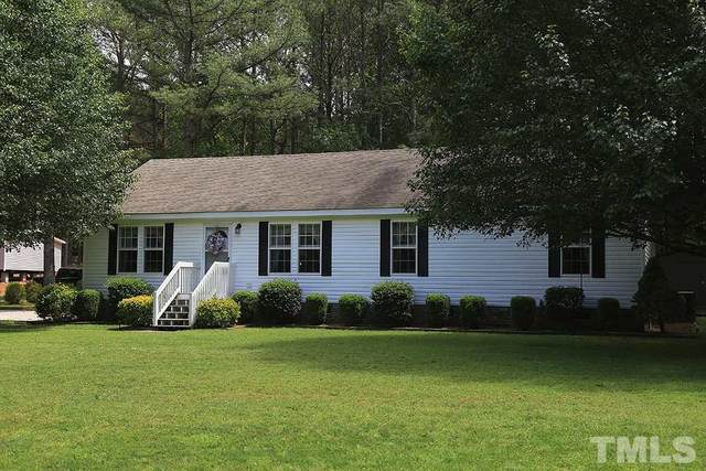 10 Country Living Drive, Spring Hope, NC 27882 (#2317180) :: Spotlight Realty