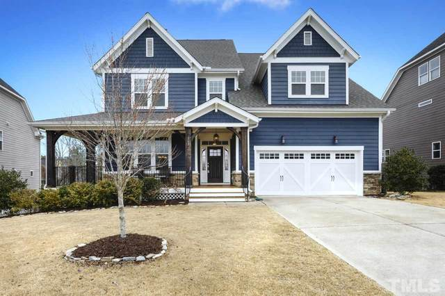 117 Pointe Park Circle, Holly Springs, NC 27540 (#2317246) :: Raleigh Cary Realty
