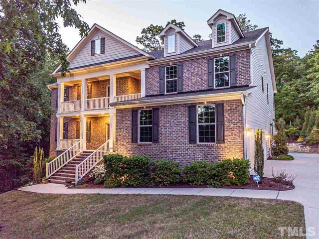 165 Stoney Creek Way, Chapel Hill, NC 27517 (#2317485) :: Realty World Signature Properties