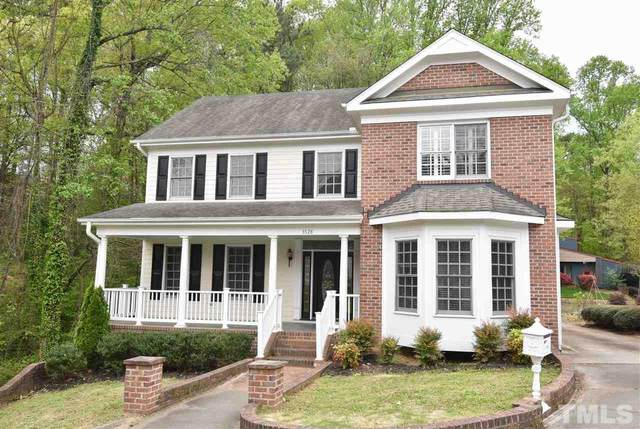 3528 Eden Croft Drive, Raleigh, NC 27612 (#2317856) :: Classic Carolina Realty