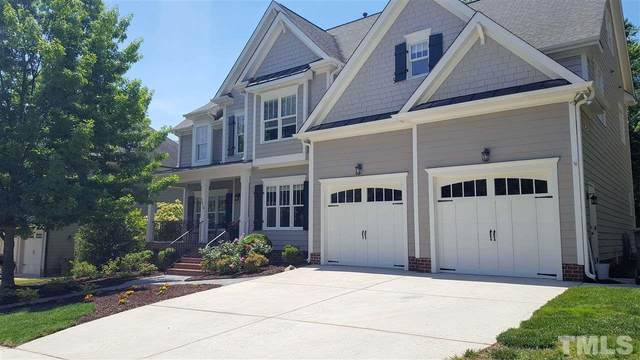 5810 Highcroft Drive, Cary, NC 27519 (#2317876) :: Raleigh Cary Realty