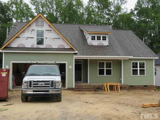124 Poplar Drive, Clayton, NC 27520 (#2318382) :: Marti Hampton Team brokered by eXp Realty