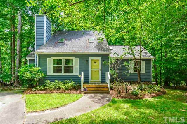 602 Bolin Creek Drive, Carrboro, NC 27510 (#2318513) :: Raleigh Cary Realty