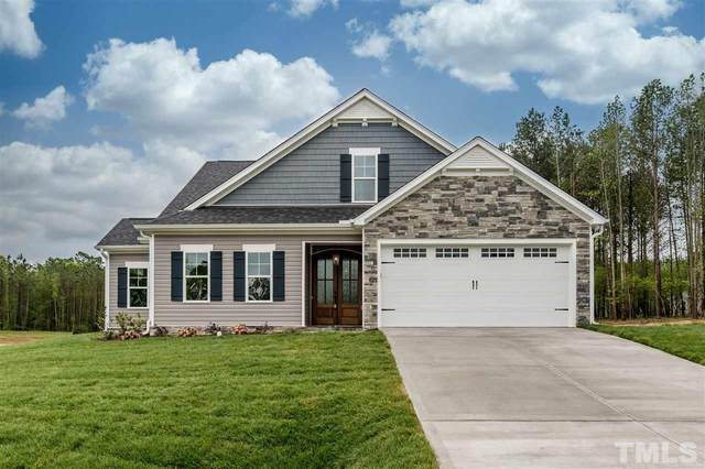110 Deacon Ridge Lane, Youngsville, NC 27596 (#2318691) :: The Perry Group