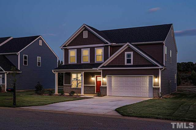 260 Oak Park Boulevard, Youngsville, NC 27596 (#2318758) :: M&J Realty Group