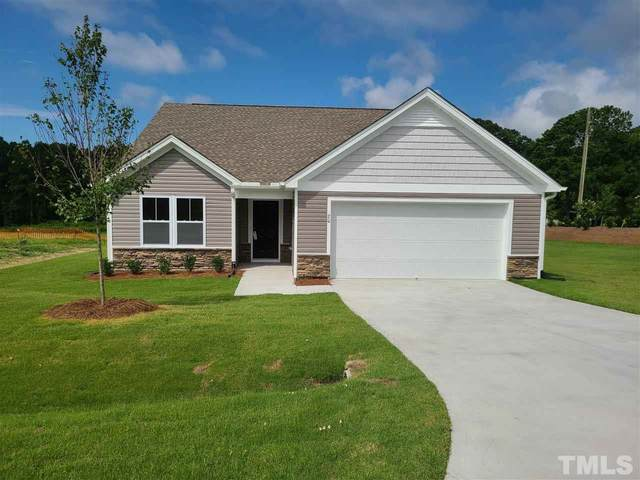 20 Pineapple Place #1, Benson, NC 27504 (#2318889) :: The Rodney Carroll Team with Hometowne Realty