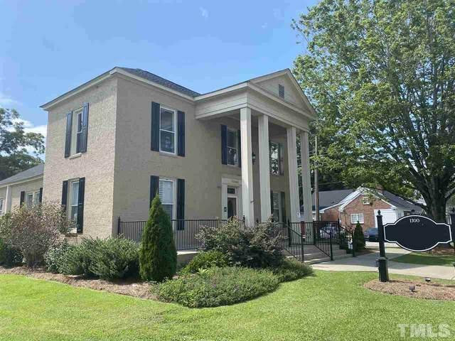 1300 S Main Street, Lillington, NC 27546 (#2319125) :: Dogwood Properties