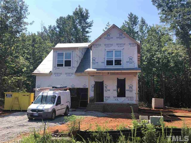 95 Sledge Farm Drive, Spring Hope, NC 27882 (#2319297) :: Realty World Signature Properties