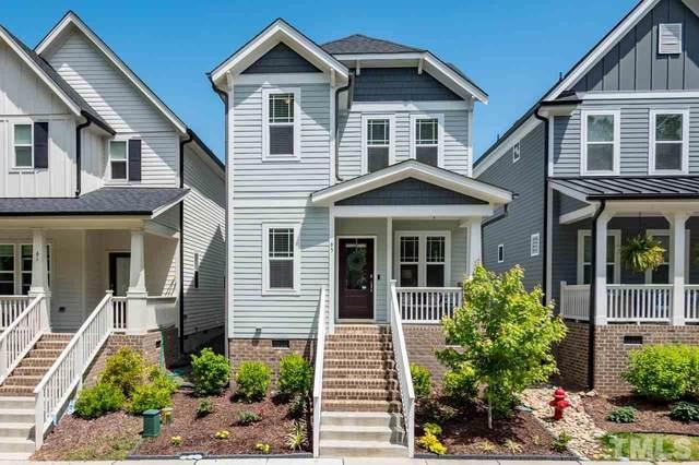 65 Hawk Point Road, Chapel Hill, NC 27516 (#2319507) :: Dogwood Properties