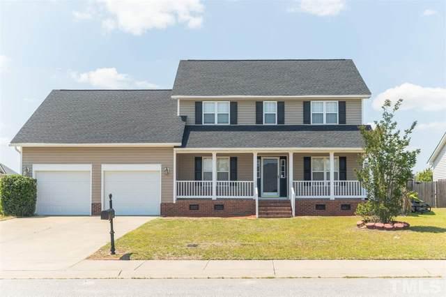 5752 Walking Trail, Hope Mills, NC 28348 (#2319560) :: Dogwood Properties