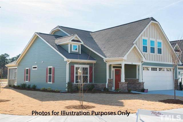 28 Thornwhistle Place, Garner, NC 27529 (#2319571) :: Rachel Kendall Team