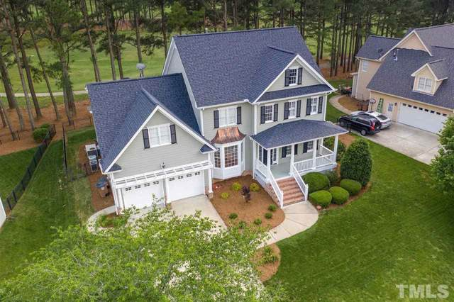829 Hidden Jewel Lane, Wake Forest, NC 27587 (#2319723) :: Raleigh Cary Realty