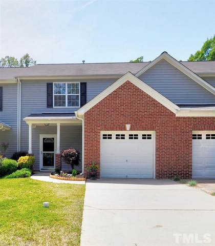 130 Cline Falls Drive, Holly Springs, NC 27540 (#2320339) :: Dogwood Properties