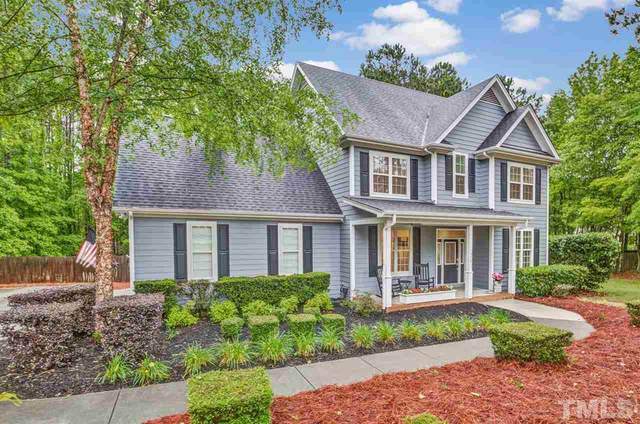 210 Longwood Drive, Youngsville, NC 27596 (#2320388) :: Spotlight Realty