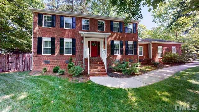 101 Pinehill Way, Cary, NC 27513 (#2320575) :: Raleigh Cary Realty