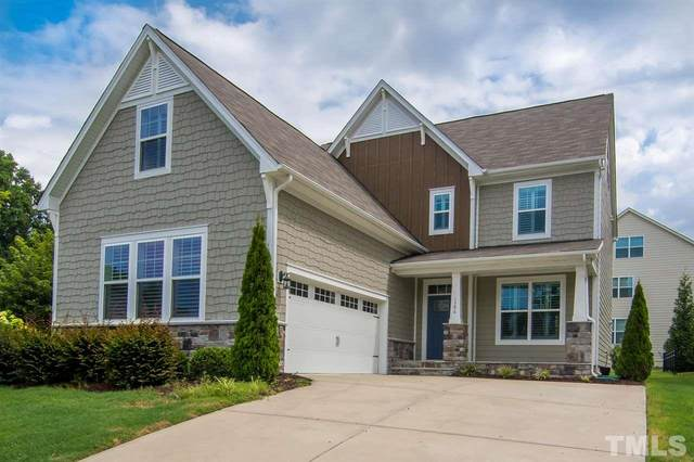 1596 Tice Hurst Lane, Apex, NC 27502 (#2320897) :: Dogwood Properties