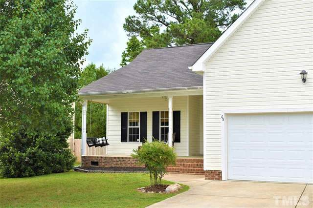 25 Glen Meadow Drive, Angier, NC 27501 (#2320949) :: The Results Team, LLC