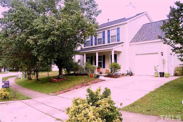 815 Homestead Park Drive, Apex, NC 27502 (#2321004) :: Classic Carolina Realty