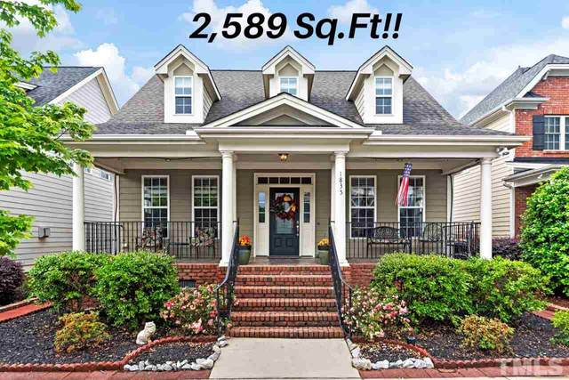 1835 Lake Glen Drive, Fuquay Varina, NC 27526 (#2321160) :: Team Ruby Henderson