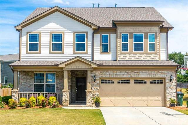 109 Wild Blossom Drive, Apex, NC 27539 (#2321342) :: Triangle Top Choice Realty, LLC