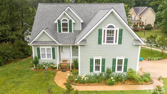 77 Hawks Spiral Way, Pittsboro, NC 27312 (#2321425) :: RE/MAX Real Estate Service