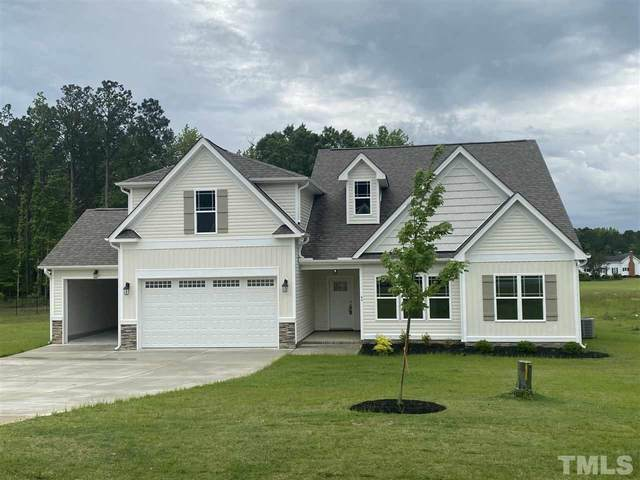 64 Coats Ridge Drive, Benson, NC 27504 (#2321526) :: Triangle Just Listed