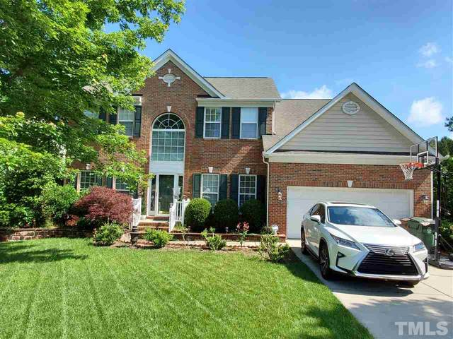 502 Normancrest Court, Cary, NC 27519 (#2321795) :: The Perry Group