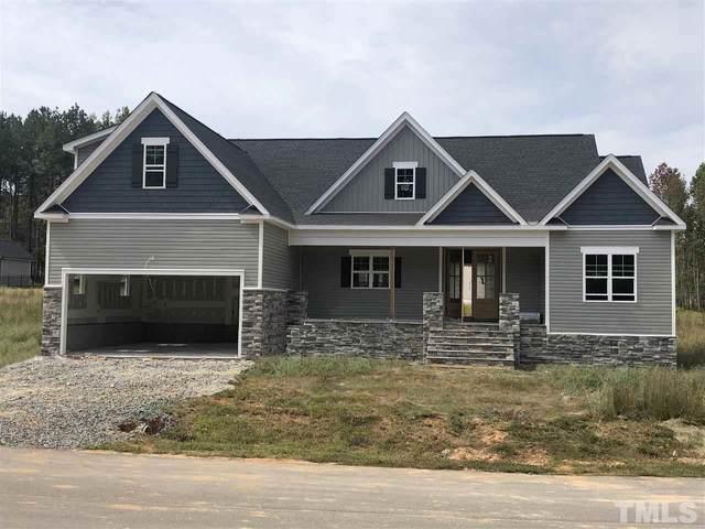 70 Deacon Ridge Lane, Youngsville, NC 27596 (#2321850) :: Rachel Kendall Team