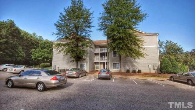 1341 Crab Orchard Drive #203, Raleigh, NC 27606 (#2321934) :: Marti Hampton Team brokered by eXp Realty