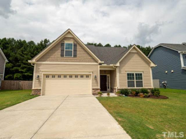 63 Gemith Court, Clayton, NC 27520 (#2322006) :: Marti Hampton Team brokered by eXp Realty