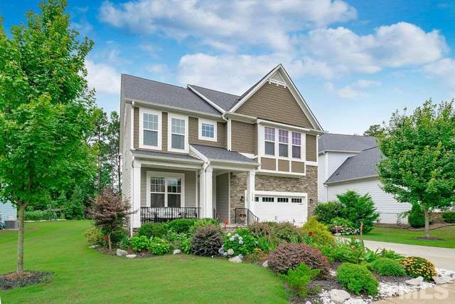 116 Winterview Place, Apex, NC 27539 (#2322064) :: Marti Hampton Team brokered by eXp Realty