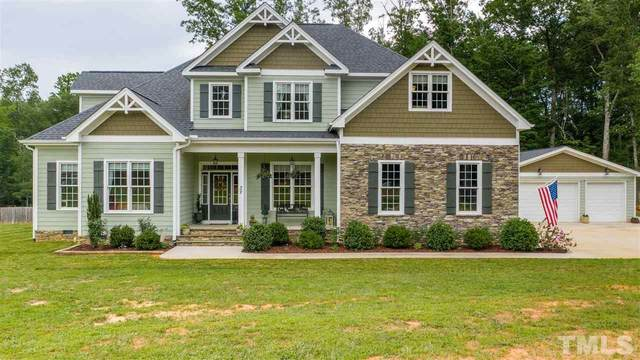 32 Henrys Ridge Road, Pittsboro, NC 27312 (#2322432) :: Raleigh Cary Realty