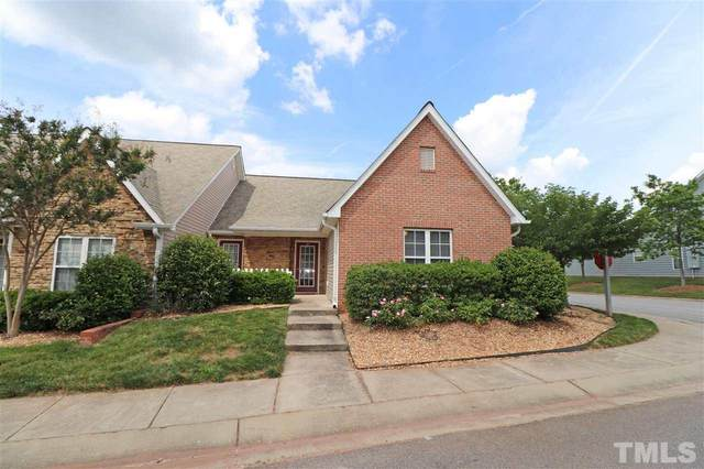 11240 Centway Park Drive #105, Raleigh, NC 27617 (#2322586) :: Realty World Signature Properties