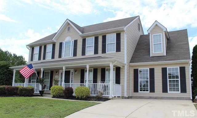 162 Summerwood Drive, Lillington, NC 27546 (#2322591) :: The Jim Allen Group