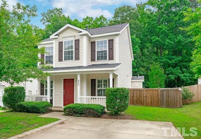 932 Homestead Park Drive, Apex, NC 27502 (#2322660) :: Real Estate By Design