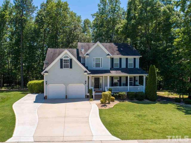 127 Old York Circle, Clayton, NC 27527 (#2322685) :: The Jim Allen Group