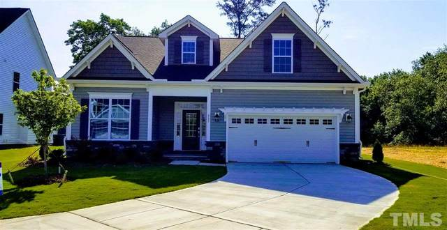 825 Buckner Court, Fuquay Varina, NC 27526 (#2322793) :: Triangle Just Listed