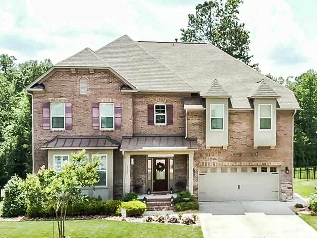 917 Queensdale Drive, Cary, NC 27519 (#2322877) :: Raleigh Cary Realty