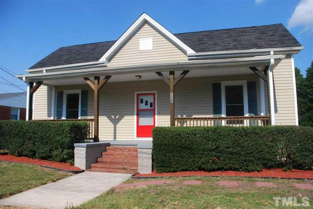208 N College Street, Youngsville, NC 27596 (#2323007) :: Realty World Signature Properties