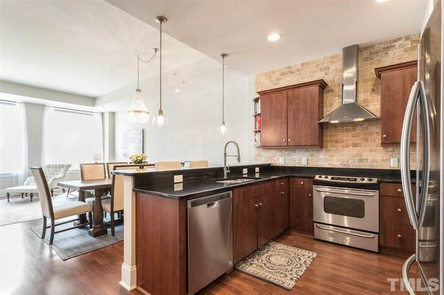 400 W North Street #616, Raleigh, NC 27603 (#2323025) :: Realty World Signature Properties