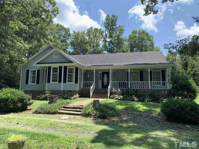 1715 Lakewood Falls Road, Goldston, NC 27252 (#2323414) :: Masha Halpern Boutique Real Estate Group
