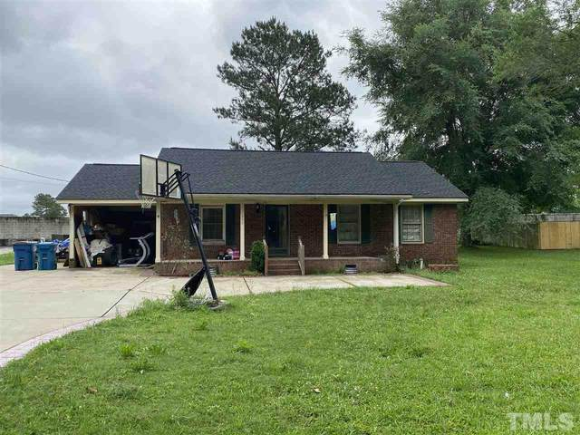 111 Bruce Drive, Dunn, NC 28334 (#2323439) :: Triangle Top Choice Realty, LLC