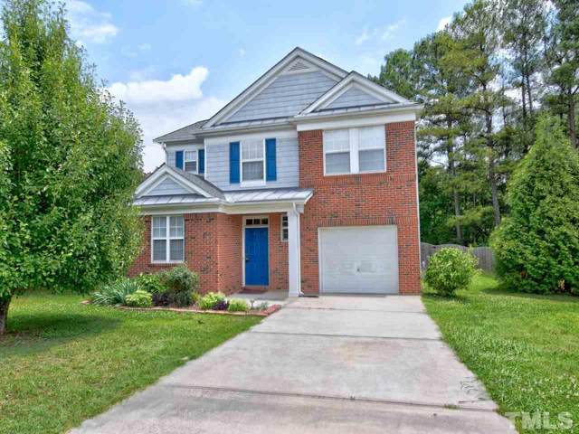 8826 Elizabeth Bennett Place, Raleigh, NC 27616 (#2323562) :: Realty World Signature Properties