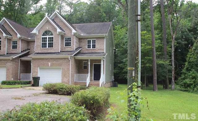 108 A Little John Road A, Chapel Hill, NC 27517 (#2323602) :: Triangle Just Listed