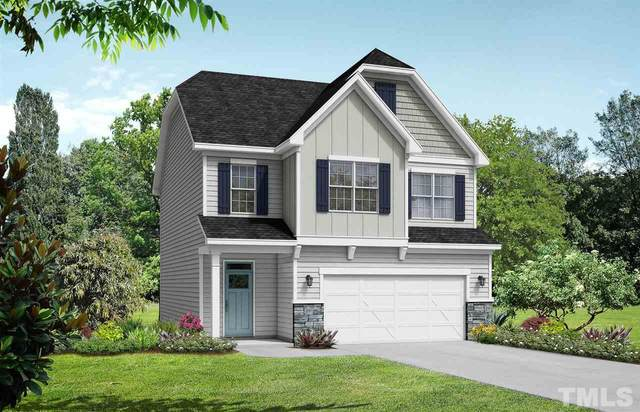 88 Lockhaven Drive, Garner, NC 27529 (#2323632) :: Triangle Just Listed