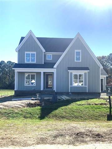 3513 Hundleby Drive Lot 2, Apex, NC 27539 (#2323734) :: Real Estate By Design
