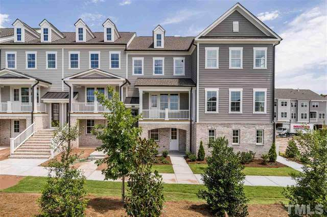 140 Mazarin Lane #63, Cary, NC 27519 (#2323806) :: Marti Hampton Team brokered by eXp Realty