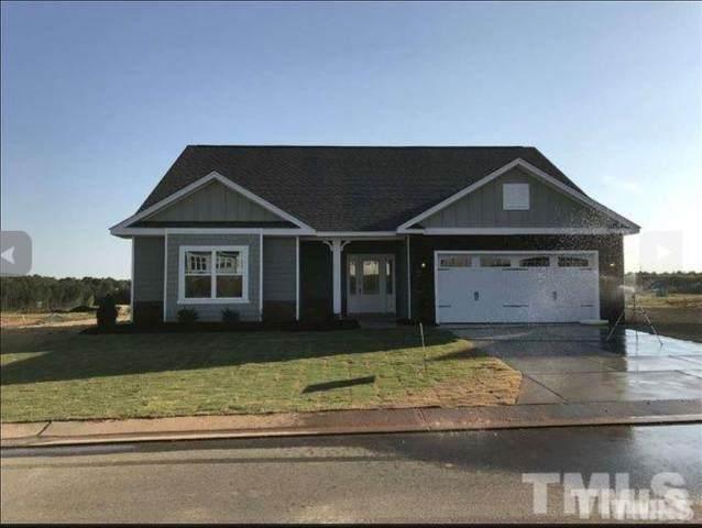 63 N Hawks Ridge Lane Lot 30, Smithfield, NC 27577 (#2324964) :: Spotlight Realty