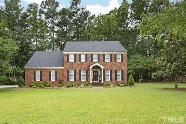812 Joshua Clay Drive, Rocky Mount, NC 27803 (#2325246) :: The Perry Group
