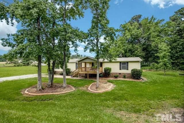 218 Barnes Ridge Drive, Clayton, NC 27520 (#2325400) :: Sara Kate Homes